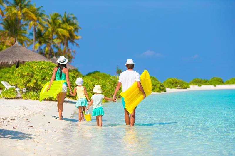 Family Wellness: i consigli per la tua vacanza In famiglia